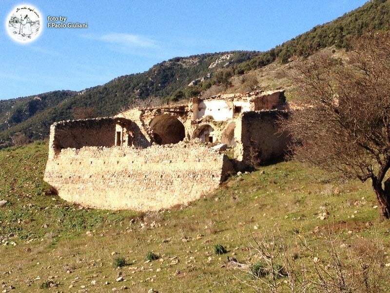 La Valle degli eremi di Stignano