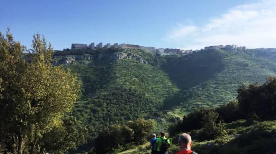 CAMMINO DELL'ARCANGELO da Vieste a Monte Sant'Angelo